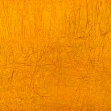 Orange or yellow Handmade paper texture